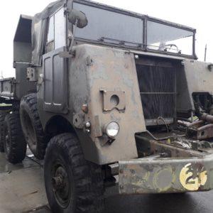 Combat havelte - Daf YK 616 kieper