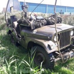 Combat havelte - nekaf m38a1 - DAF YA - in en verkoop