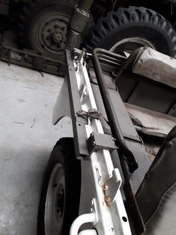 Combat havelte - nekaf m38a1 - willys - 2e antennesteun