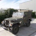 nekaf m38a1 - willys - Combat havelte -