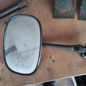 Combat havelte - nekaf m38a1 - willys - spiegel met beugel