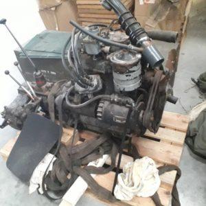 Combat havelte - nekaf m38a1 - willys - motor versnellingsbak