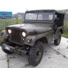 nekaf m38a1 jeep 1960 Combat havelte