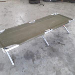 Veld bed aluminium