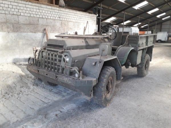 Combat havelte - Daf ya 126