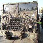 Combat havelte - Daf ya 314