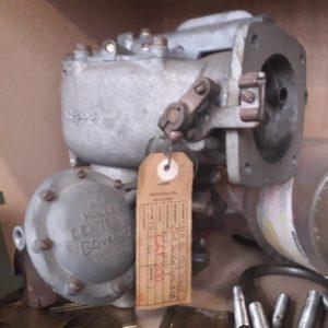 Combat havelte - Daf ya 616 carburateur