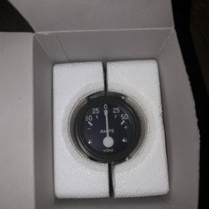 Combat havelte - Daf ya amperemeter