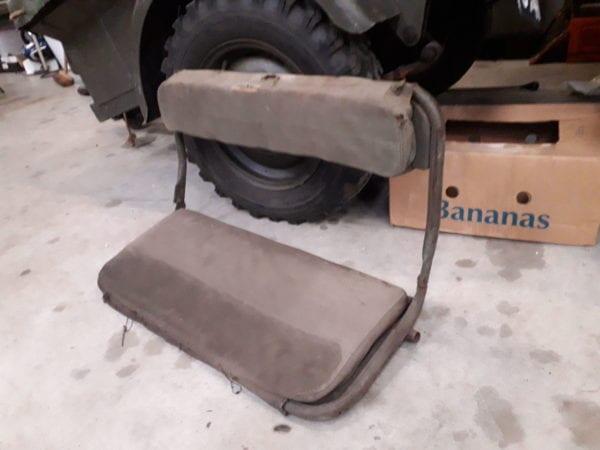 Combat havelte - Nekaf achterbank (gebruikt)