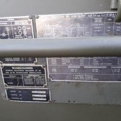 Combat havelte - Nekaf 1958 (KX-67-50)