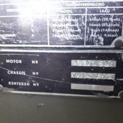 Combat havelte - Nekaf 1957 (KX-59-41)