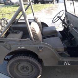 combat havelte - nekaf m38a1