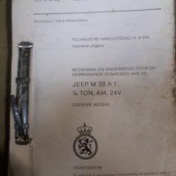 nekaf m38a1 handleiding