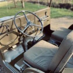 Nekaf m38a1 jeep - 1956 - combat havelte