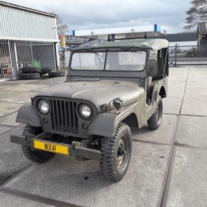 Nekaf m38a1 jeep