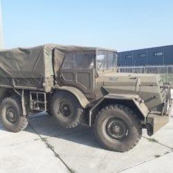 Daf ya 126 - wep - combat havlete - b rijbewijs