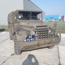 DAF-YA126-WEP-combat-havelte-B-rijbewijs-
