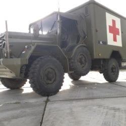 daf ya 126 c vrachtwagen