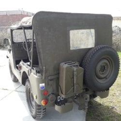 Nekaf m38a1 te koop - combat havelte