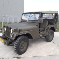 Nekaf m38a1 jeep 1960 (KR-54-43)