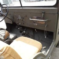 Nekaf m38a1 willys te koop - combat havelte