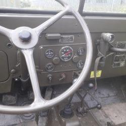 nekaf m38a1 leger jeep te koop - combat havelte