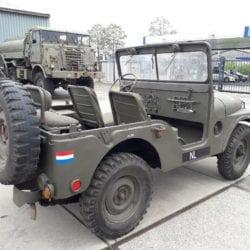 nekaf m38a1 op gas - combat havelte
