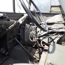 DAF YA 126 - WEP - met lier - B rijbewijs Combat havelte