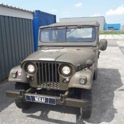 m38a1 nekaf jeep te koop - combat havelte