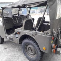 Nekaf m38a1 1957 - combat havelte - te koop