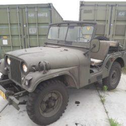 Nekaf (domeinenstaat) uit 1960 KP-95-77 Combat Havelte