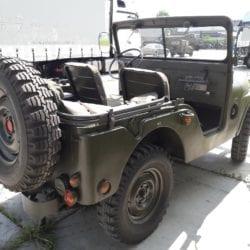 nekaf m38a1 jeep - combat havelte - te koop