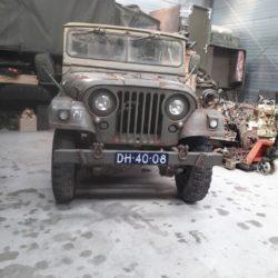 combat havelte - nekaf schuurvondst - m38a1 opknapper (1)