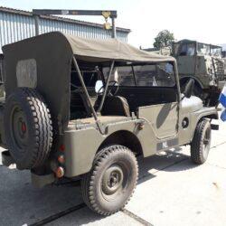 Nekaf m38a1 - collectors item - combat havelte (1)