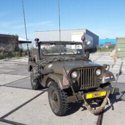 Nekaf radiowagen Bouwjaar 1956