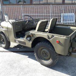 Combat havelte - 1955 - Nekaf m38a1 te koop (1)